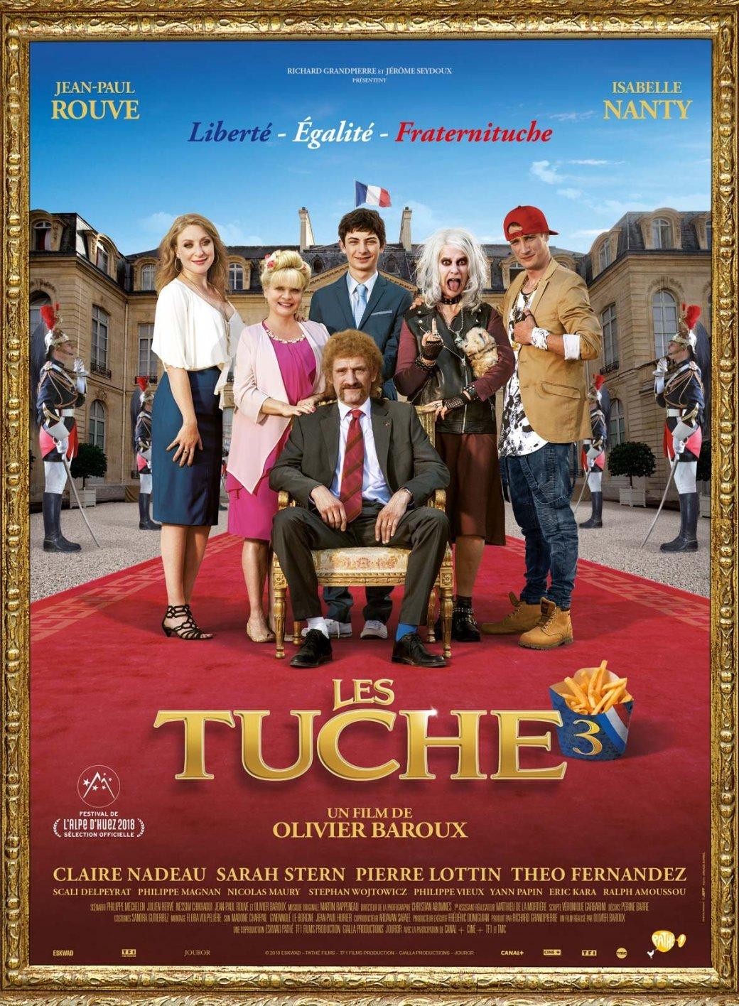 tuches 3